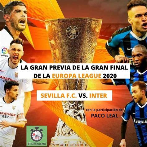 #1x29  DSC Sevilla FC  La Gran Previa de la Gran Final de ...