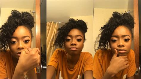 [2/2] Skai Jackson | Instagram Live Stream | 20 July 2017 ...