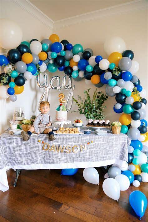 2 años cumpleaños   Ideas y decoración para una fiesta ...