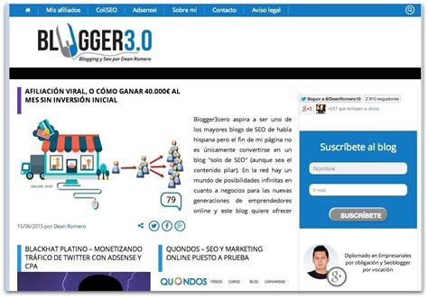 2. blogger 3 cero   Webempresa20   Internet orientado a ...