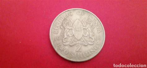 2 chelines de kenia 1968   Comprar Monedas antiguas de ...