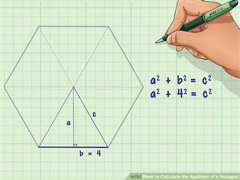 2 Easy Ways to Calculate the Apothem of a Hexagon   wikiHow