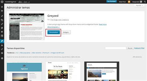 2 formas de modificar una plantilla WordPress sin saber ...