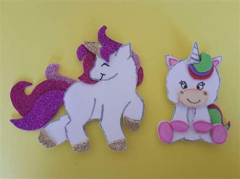 2 ideas súper fáciles de unicornio: tips y recomendaciones ...
