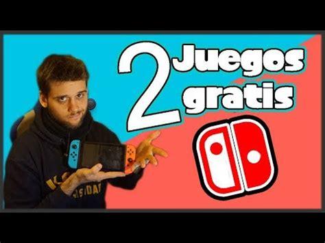 2 Juegos Gratuitos para Nintendo Switch! Para todo el ...