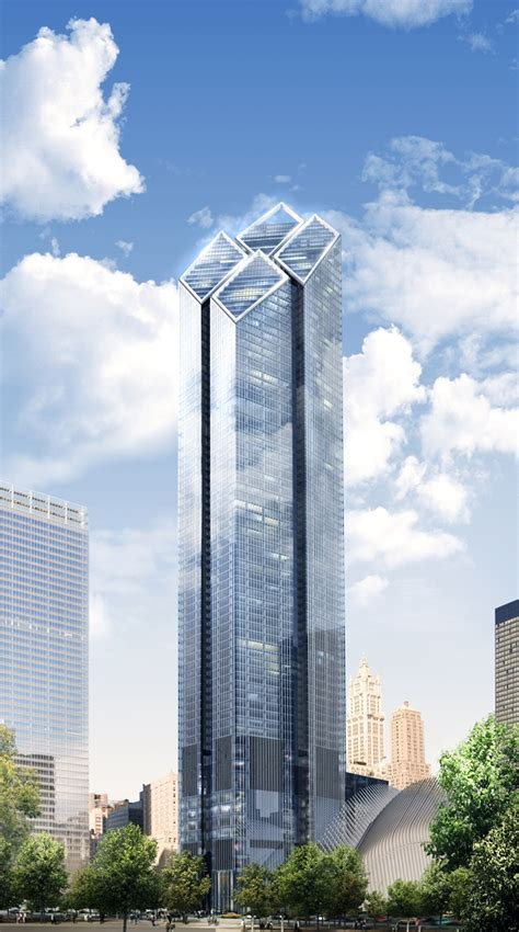 2 World Trade Center by Foster and Partners   Architecture ...