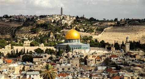 2 Years After Jerusalem Recognized as Israel s Capital ...