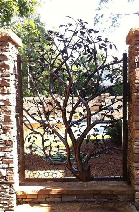 20 Amazing DIY Ideas for Outdoor Rusted Metal Projects ...