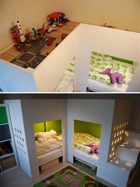 20+ Awesome IKEA Hacks for Kids Beds   Hative