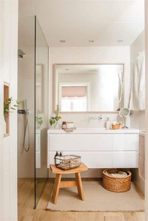 20 baños pequeños y modernos