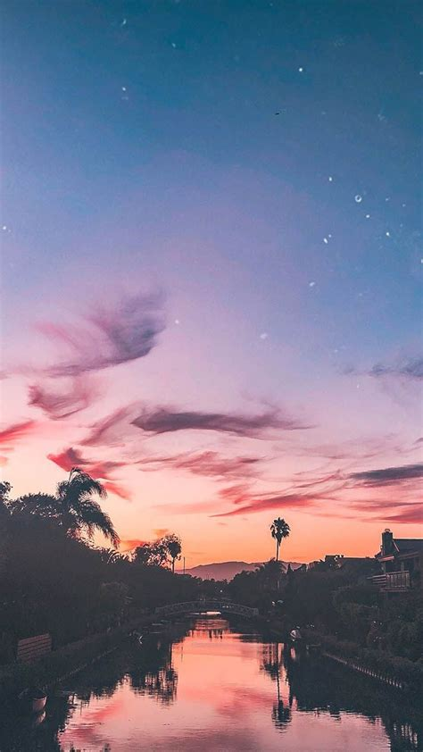 20 Beautiful Los Angeles iPhone X Wallpapers   Unique ...