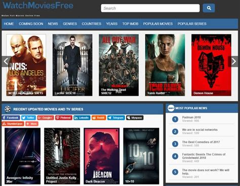 20 Best Sites To Download Latest Movies for FREE  in Full ...