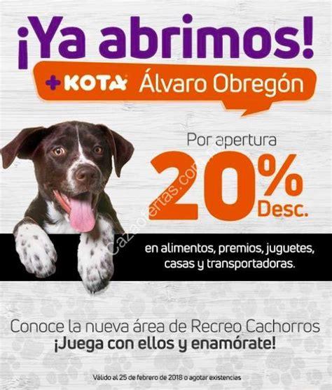 20% de descuento en toda la tienda Maskota Alvaro Obregón ...