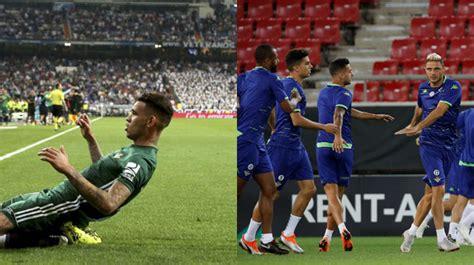 20 de septiembre: del 0 1 en el Bernabéu al redebut en ...