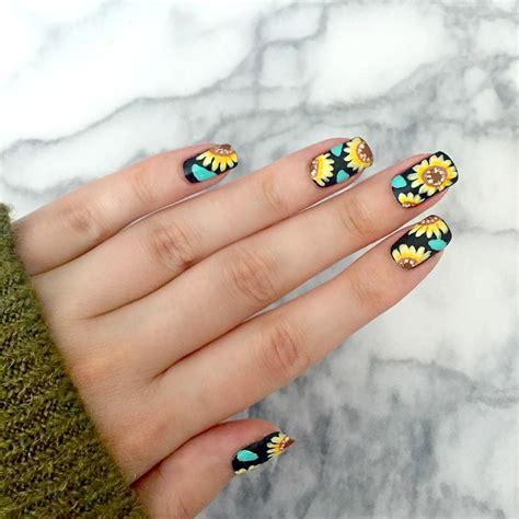 20 Diseños de uñas inspirados en las flores más ...