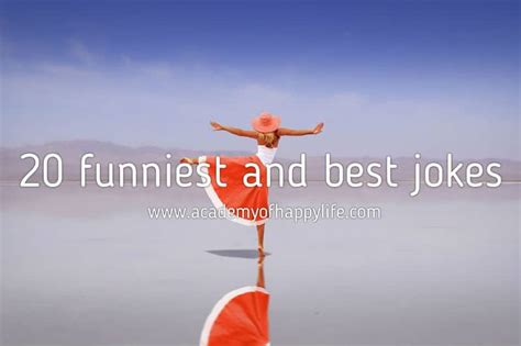 20 funniest and best jokes!   Academy of happy life