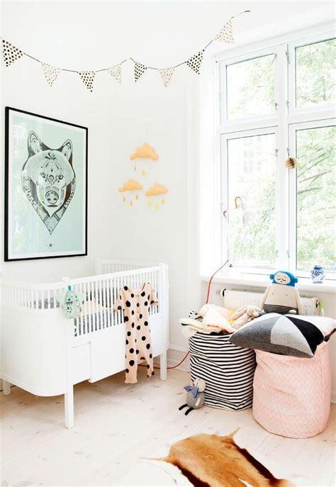 20 habitaciones de bebé de estilo nórdico que te enamorarán
