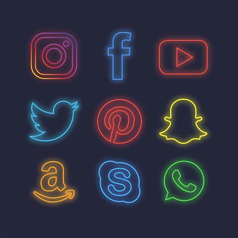 20 iconos de redes sociales gratis para descargar   CSSBlog ES
