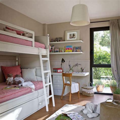 20 Ideas asombrosas para habitaciones pequeñas para dos ...