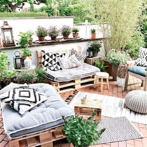 20 ideas  súper bonitas  para decorar tu espacio exterior ...