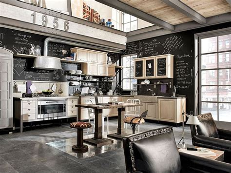 20 Inspirational Industrial Kitchen Design And Ideas ...