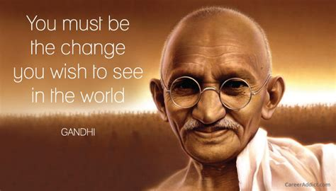 20 Inspirational Quotes by Mahatma Gandhi to Start Your Week