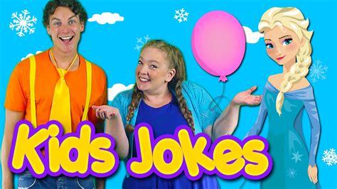 20 Kids Jokes! Funny Jokes for Children | Bounce Patrol ...