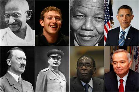 20 Líderes Mundiales Positivos y Negativos   Lifeder
