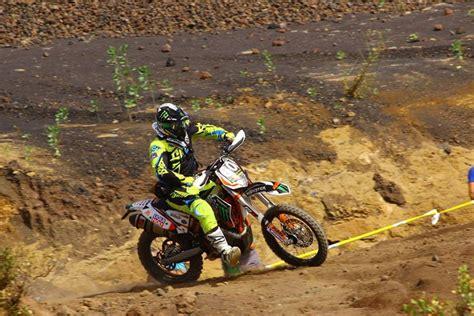 20 pilotos de motos en el Rally de Tierra de Gran Canaria ...