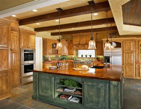 20+ Rustic Kitchen Designs, Ideas | Design Trends ...