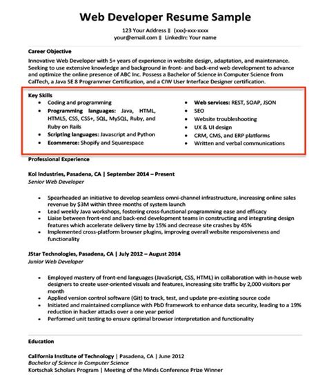 20+ Skills for Resumes  Examples Included  | Resume Companion
