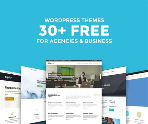 200+ Best Free WordPress Themes Ever Compiled of 2019