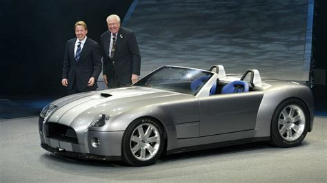 2004 Ford Shelby Cobra Concept Purchased by Engineer Who ...