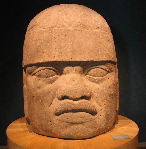 20041229 Olmec Head  Museo Nacional de Antropología ...
