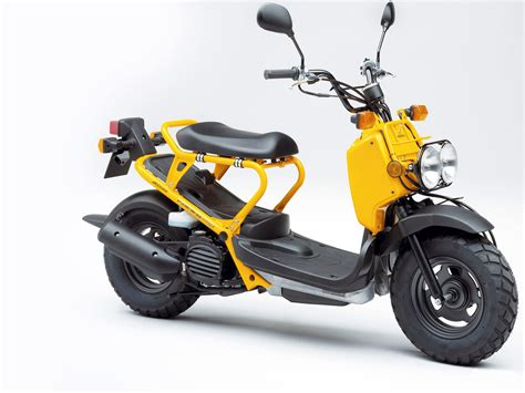 2005 HONDA Zoomer scooter wallpaper, review, specifications