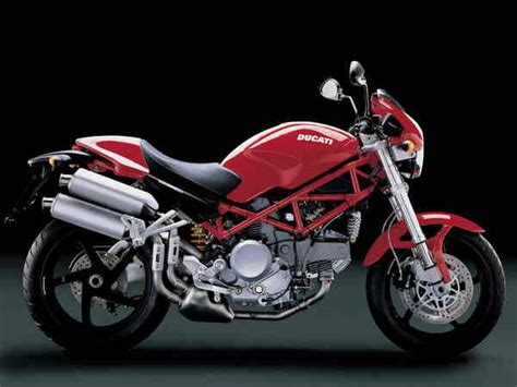 2007 Ducati Monster S2R 800 Review   Top Speed