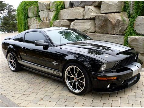 2007 Ford MUSTANG SUPER SNAKE SHELBY GT500 for Sale ...