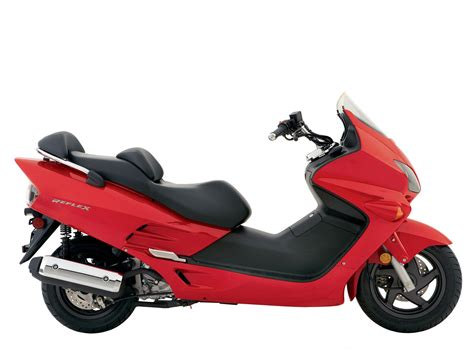 2007 HONDA Reflex scooter accident lawyers