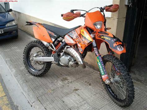 2007 KTM 125 EXC: pics, specs and information ...