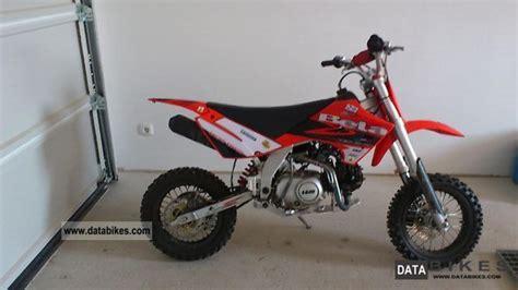 2008 Beta Minicross R 125   Moto.ZombDrive.COM