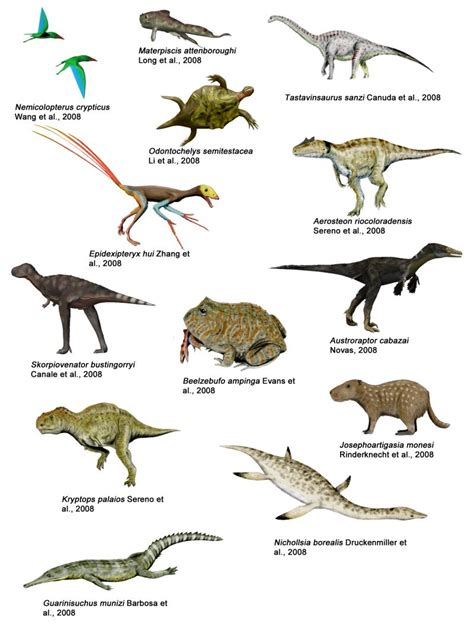 2008 in paleontology   Wikipedia