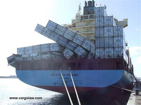 2008 Nightmare   M/V Jeppesen Maersk