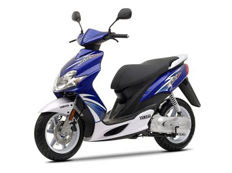 2008 YAMAHA JogR Scooter pictures