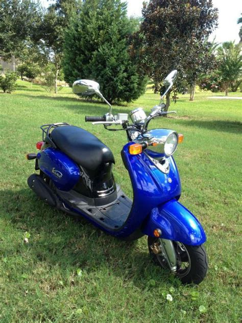 2008 Yamaha Vino 125CC Scooter LOW MILES 1 for sale on ...
