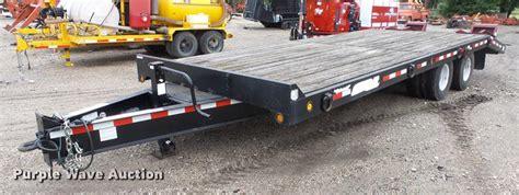 2009 Contrail equipment trailer in Park City, KS | Item ...