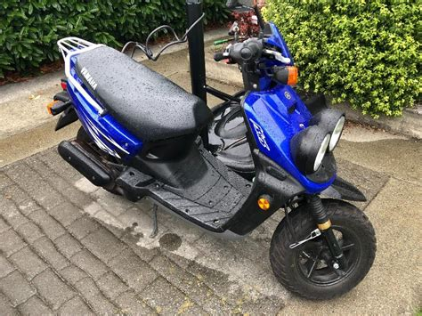 2009 Yamaha BWS 50cc scooter, low kms Saanich, Victoria