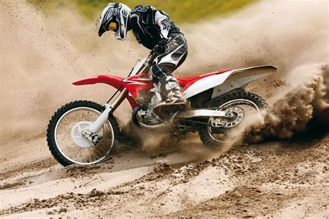 2010 Honda CRF450R | Top Speed