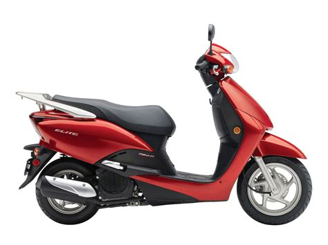 2010 HONDA Elite Scooter pictures. accident lawyers info