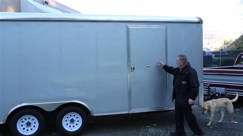 2012 Carry On Trailer 20  enclosed car trailer  SOLD ...