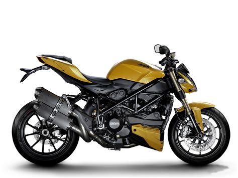2012 DUCATI Streetfighter 848 motorcycle wallpapers